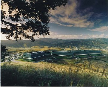 IBM Almaden Research Center in San Jose, CA (Credit: Wikipedia)