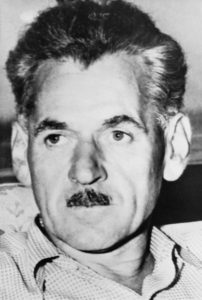 Soviet spymaster Nathan Gregory Silvermaster.