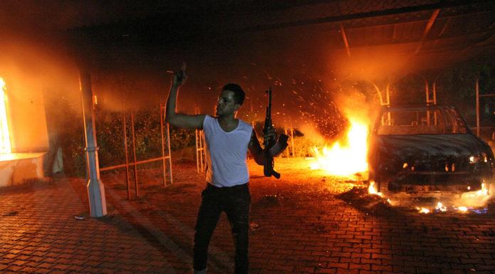 Benghazi Terrorist Attack