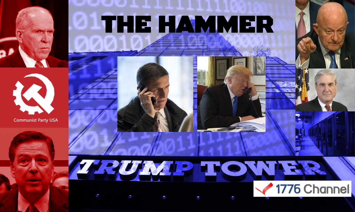 THE HAMMER TRUMP TOWER