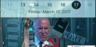 JOHN BRENNAN - THE HAMMER - BLACKBERRY