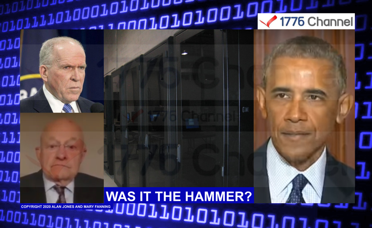 WAS IT THE HAMMER